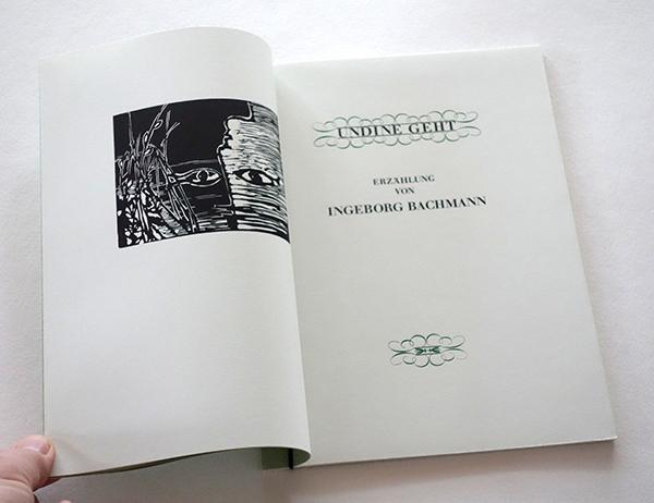 Bild Nr. 17156 — Ingeborg Bachmann: Undine Geht