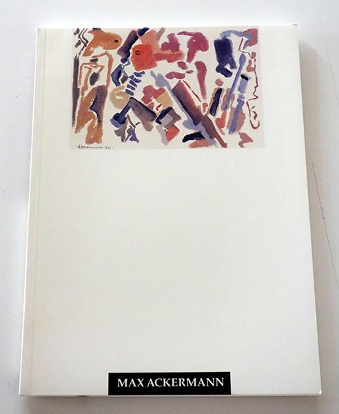 Bild Nr. 17162 — Max Ackermann (1887-1975): Vom Realismus zur Abstraktion 1930 - 1969
