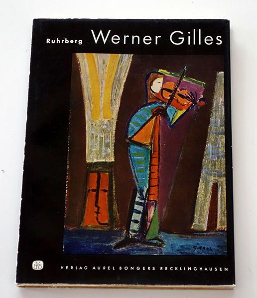 Bild Nr. 17164 — Werner Gilles (1894-1961): Ruhrberg Karl (1962)