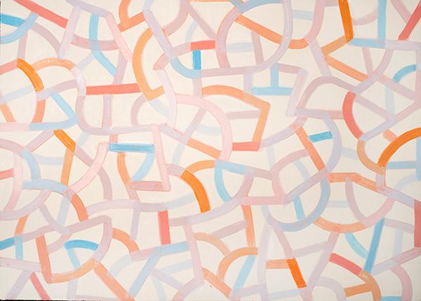 Bild Nr. 17596 — Paolo Iacchetti (*1953): Rivelazioni numeriche 1 (2021)