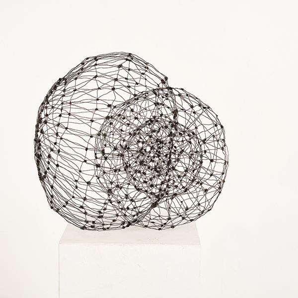 Bild Nr. 17622 — Angelika Summa (*1952): Skulpton (2017)