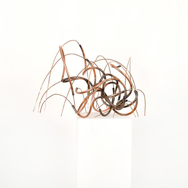 Bild Nr. 17625 — Angelika Summa (*1952): Maquette I (2020)