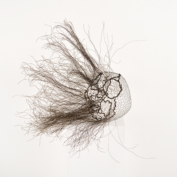 Bild Nr. 17630 — Angelika Summa (*1952): Skulpton (2018)