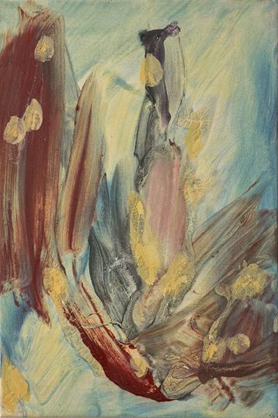 Bild Nr. 17723 — Robert Weissenbacher (*1983): Der Sturz des Ikarus (III) (2020)