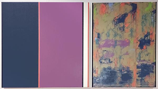 Bild Nr. 17725 — Ernst Wolf (*1948): Gleichzeit 6/16 (2016)