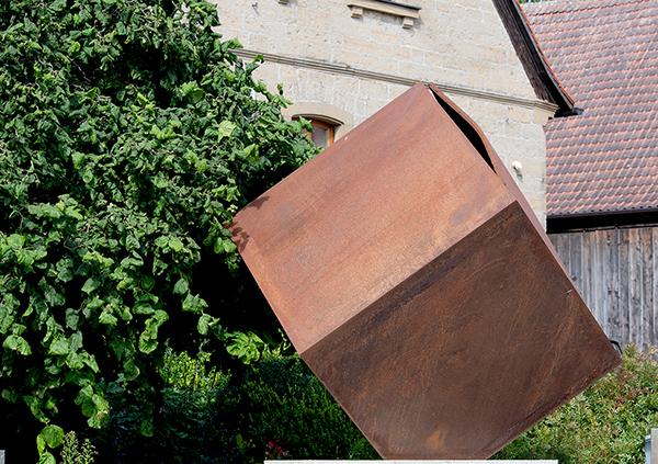 Bild Nr. 17764 — Clemens Hutter (*1984): Eiswürfel (2020)