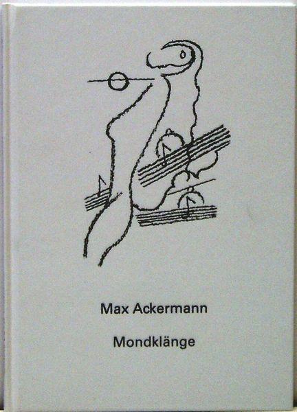 Bild Nr. 3055 — Max Ackermann (1887-1975): Mondklänge (2004)