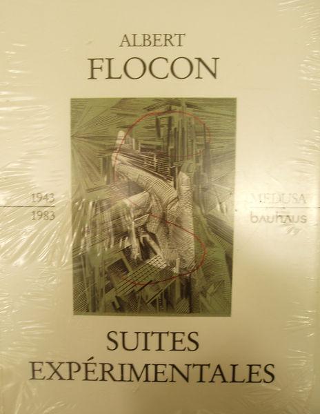 Bild Nr. 3057 — Albert Flocon (d.i. Albert Mentzel) (1909-1994): Suites experimentales (1983)