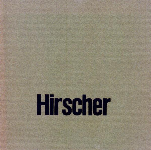 Bild Nr. 3070 — Heinz E. Hirscher (1927-2011): Dekadenkatalog 1957-1967.