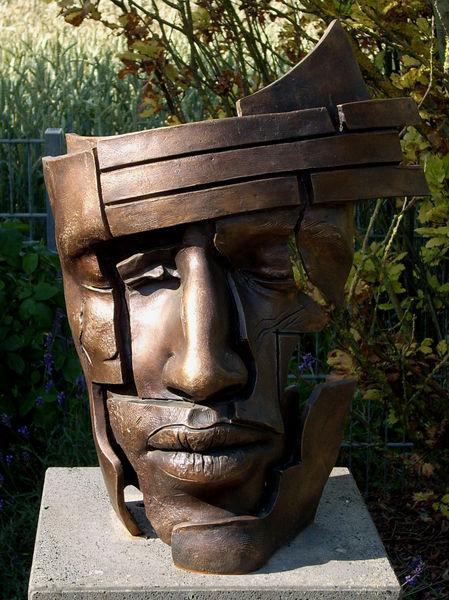 Bild Nr. 6744 — Gunther Stilling (*1943): African King (1991)