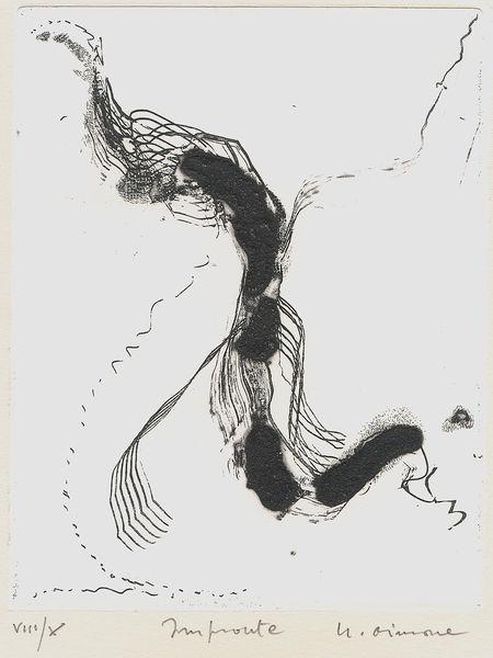 Bild Nr. 7384 — Nino Aimone (1932-2020): Intermittenze (1992)