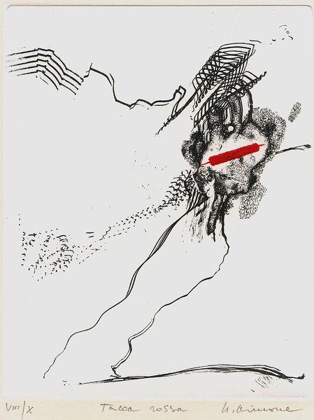 Bild Nr. 7386 — Nino Aimone (1932-2020): Intermittenze (1992)