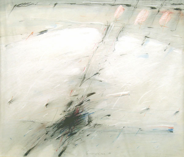 Bild Nr. 86 — Wolfgang Troschke (*1947): Z/16/80 (1980)