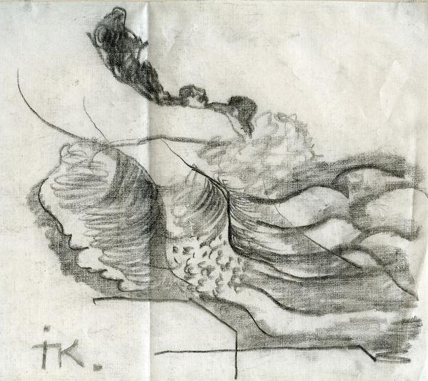 Bild Nr. 8864 — Ida Kerkovius (1879-1970): Ohne Titel (um 1952)