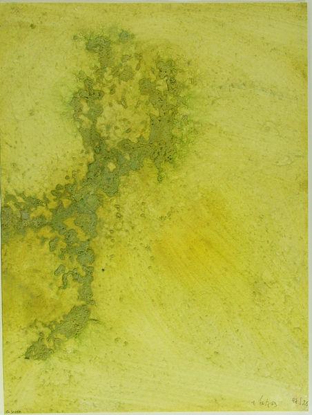 Bild Nr. 8987 — Eugen Batz (1905-1984): Ohne Titel (1963)