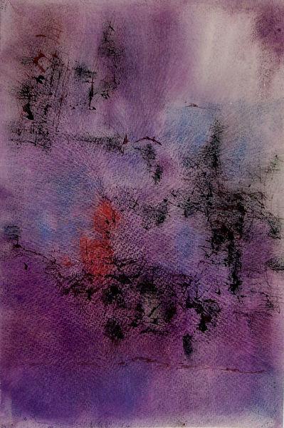Bild Nr. 8988 — Eugen Batz (1905-1984): Ohne Titel (1960)