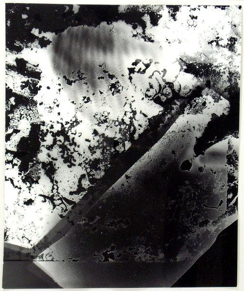 Bild Nr. 8992 — Eugen Batz (1905-1984): Experiment (Unikat) (1975)